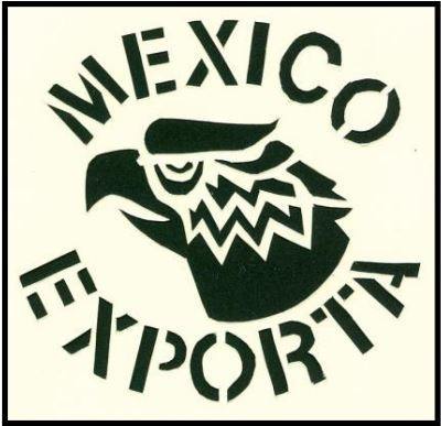The Exporta Logo.