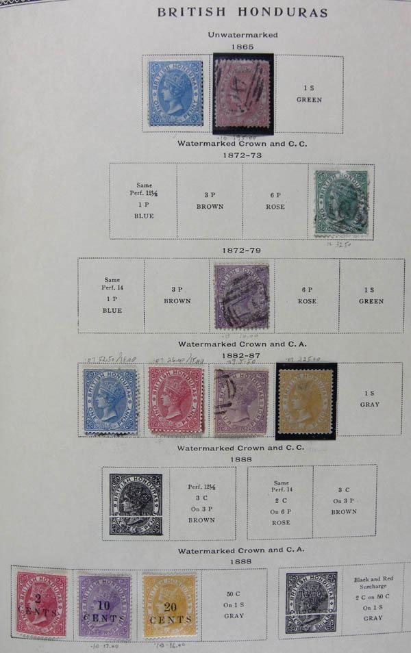 lot de 10 Prestige Classic Collection Plastique Rectangulaire plaques