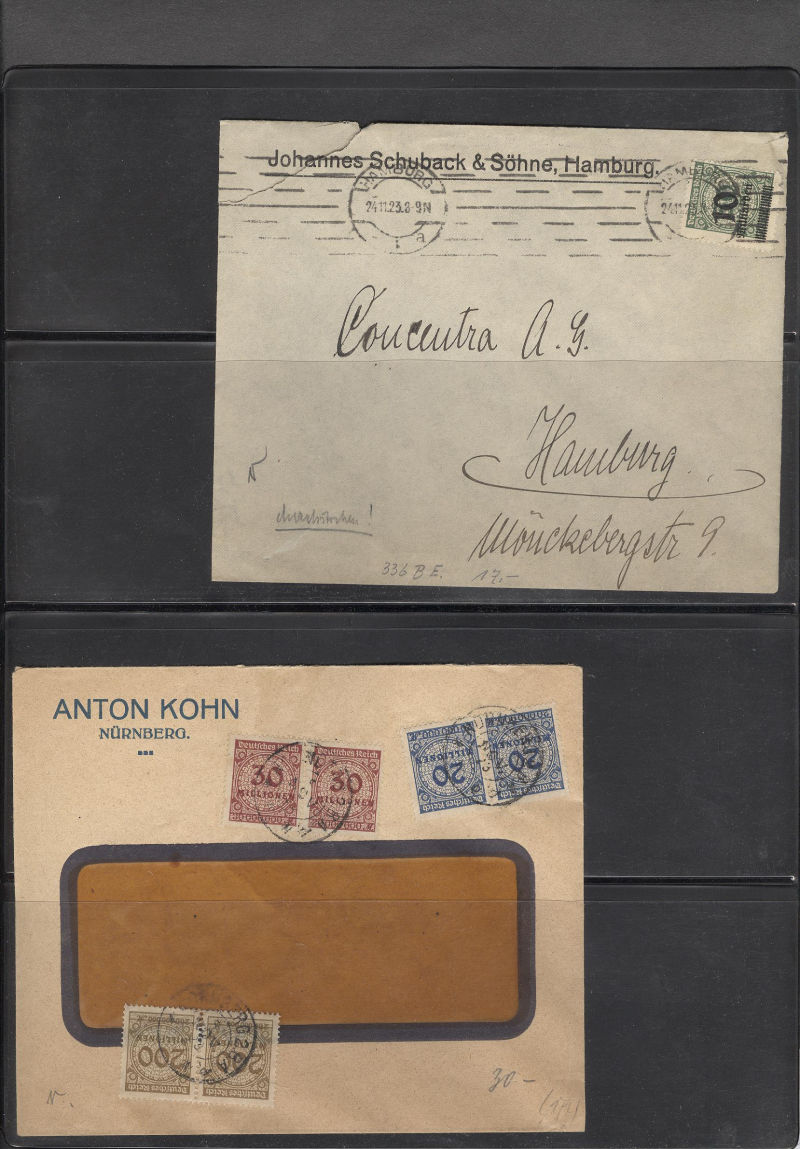 Dutch Country Auctions / The Stamp Center Sale - 323 Page 10
