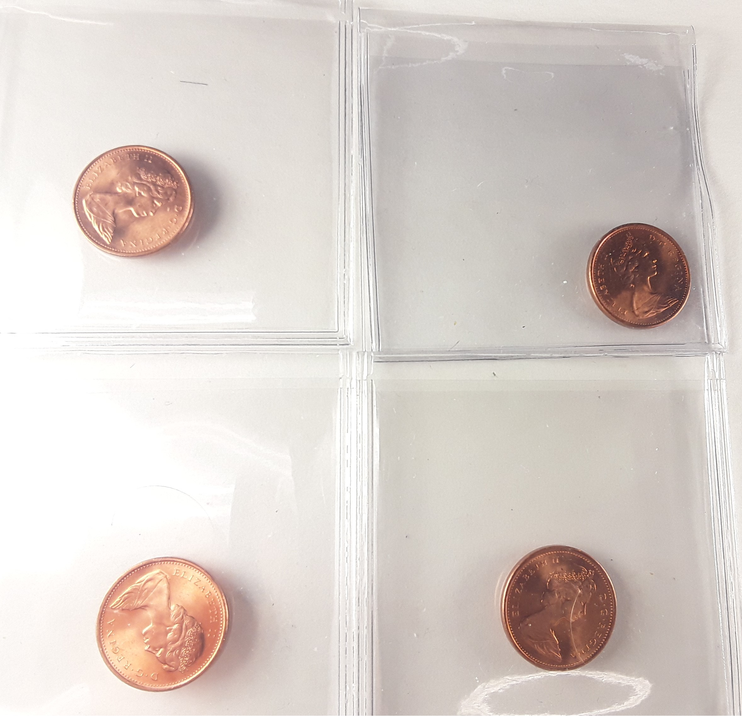 Canada 1983 Canada Uncirculated Coin Collection 6 Coin Set 1 Cent To One Dollar Royal Available In Various Designs And Specifications For Your Selection Coins